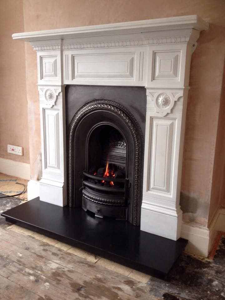 How to Clean A Marble Fireplace